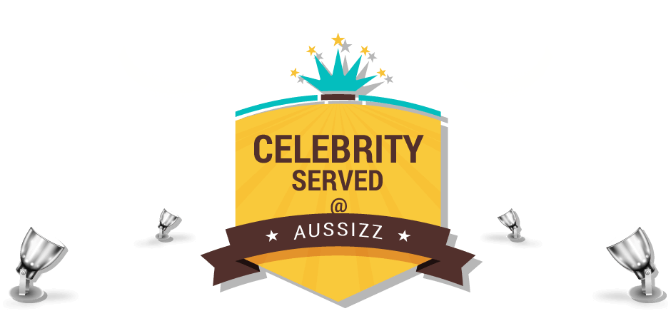 Celebrity Served Aussizz