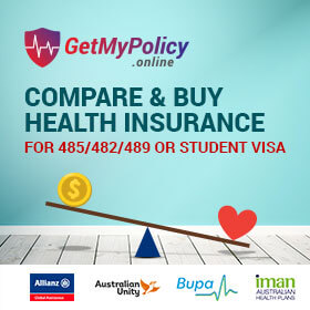 Health Insurance Pop Up