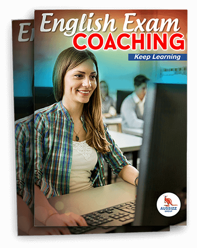 Download FREE IELTS/PTE Coaching Guide eBook from Aussizz Group