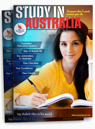 Aussizz Group - Study in Australia Ebook