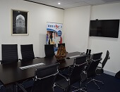 Aussizz Group Melbourne Office Conference room