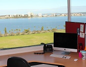 Aussizz Group Perth Office Working area