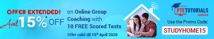 PTE Online Group Coaching
