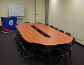 Aussizz Group Sydney Office coaching room
