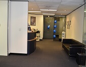 Aussizz Group Sydney Office Entrance