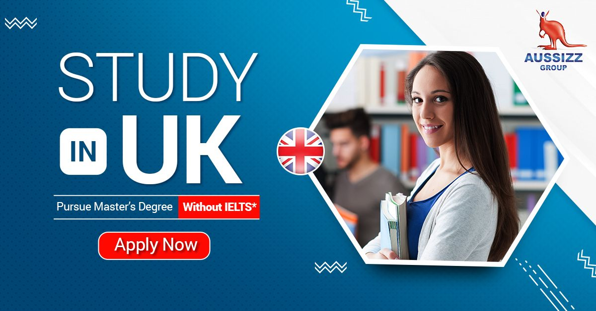 STUDY IN UK WITHOUT IELTS*