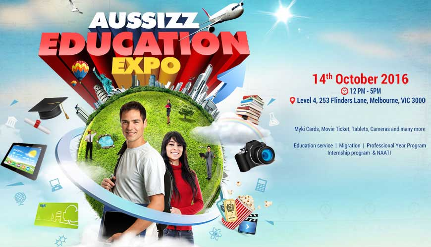 Aussizz Education Expo 2016 Kick-started to a Tremendous Response