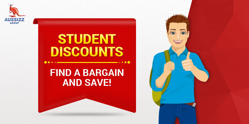 Enjoy Student Discounts in Australia- find a bargain and save!
