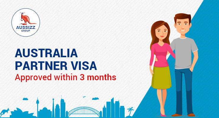 Australia Partner Visa - Sanctioned within 3 months