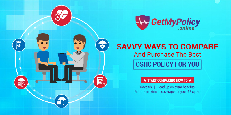 how to get policy number for oshc