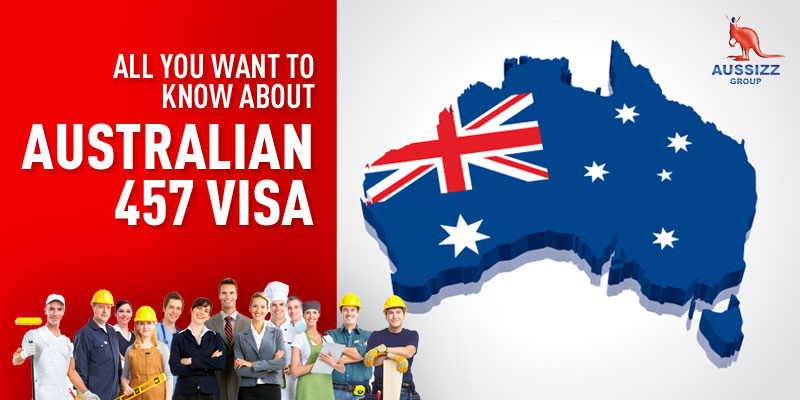 All you want to know about Australian 457 Visa