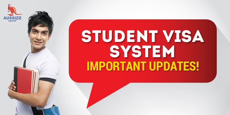 Major Changes to Student Visa System