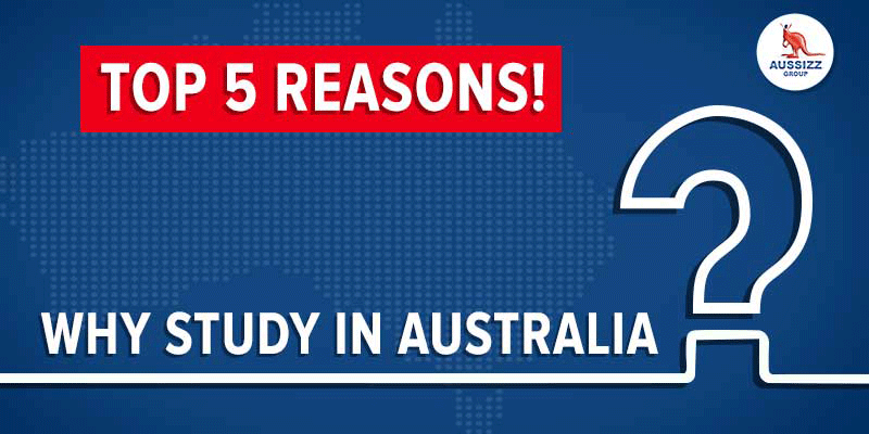 Benefits of studying in Australia