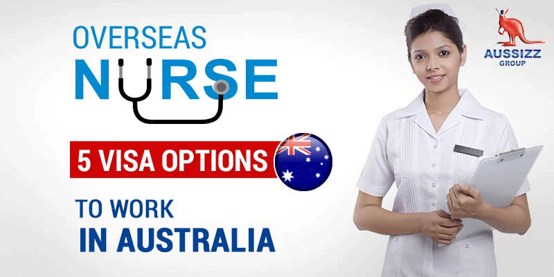 5 Visa Options International Nurses Should Know to Work in Australia