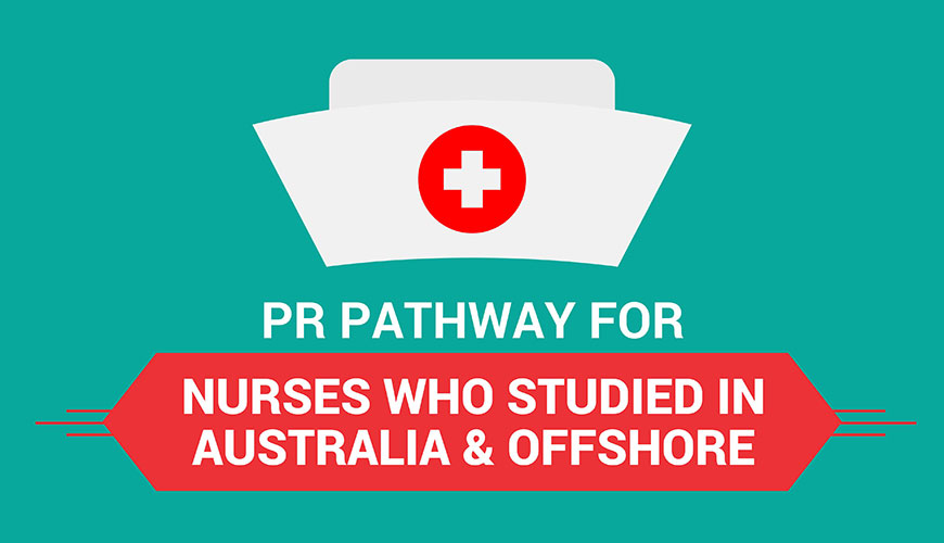 PR Pathway for nurses who studied in Australia and Overseas