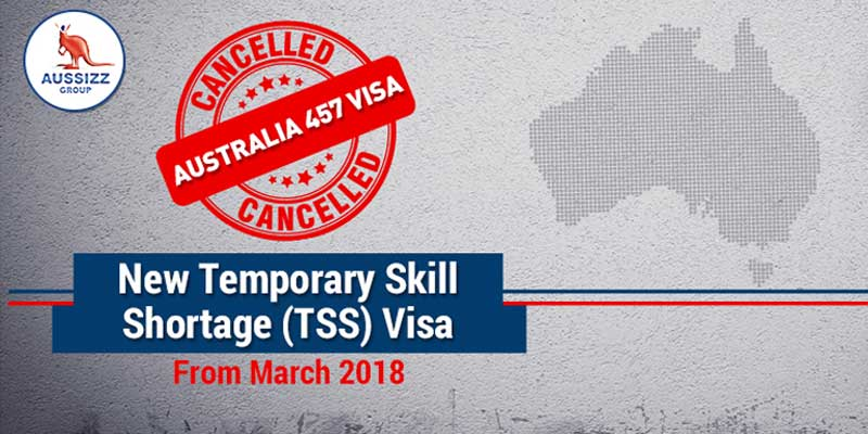 457 is GONE and NEW Temporary Skill Shortage (TSS) Visa will be Introduced