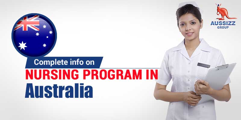 Your Guide To Get Into A Nursing Program In Australia