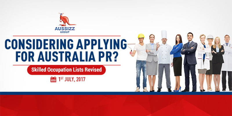 Migrate to Australia: Updated Skilled Occupation List effective from 1st July 2017