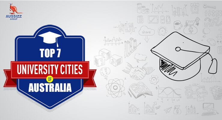 Top Student Cities of Australia 2017-18