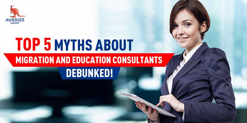 Top 5 Myths about Migration and Education Consultants: Debunked!