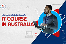 International students prefer IT course in Australia