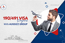 190/491 Visa Programs with Aussizz Group