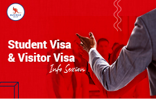 Student Visa and Visitor Visa Info Session