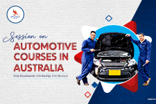 Session On Automotive Courses In Australia | Entry Requirements | Scholarships | Fee Structure