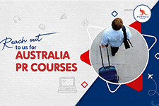 Reach out to us for Australia PR Courses