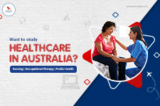 Study Healthcare in Australia | Nursing | Occupational Therapy & Public Health
