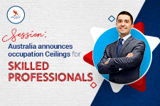 Session: Australia announces occupation ceilings for Skilled Professionals