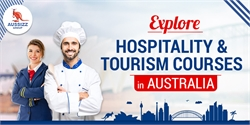 Study in Australia: Pursue Hospitality & Tourism Courses