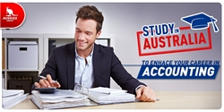 Choose a career in accounting to climb the corporate ladder in Australia