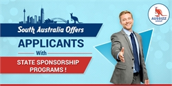 South Australia offers applicants with state sponsorship programs!