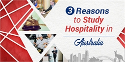 3 Reasons to Study Hospitality in Australia