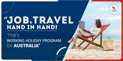 Job, travel hand in hand! That's working holiday program for Australia