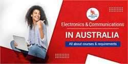 Electronics & Communications Courses in Australia: All about courses & requirements