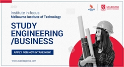Study in Australia: Check out Melbourne Institute of Technology's Engineering/Business Courses