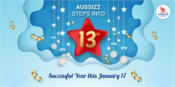 Aussizz steps into Thirteenth Successful Year this January 17
