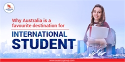 Why Australia is a favourite destination for international students