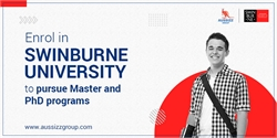 Opt for Master's degree, Ph.D. programs at Swinburne University