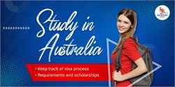 Study in Australia: Keep track of visa process, requirements and scholarships