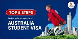 Top 5 steps to know how to extend Australia student visa