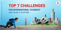 Top 7 Challenges for International students who study in Australia