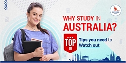 Why study in Australia? Top 10 tips you need to watch out